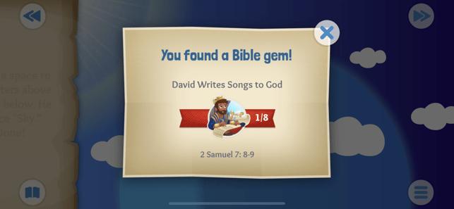 De Bijbel App voor kinderen Screenshot