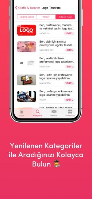 Bionluk Screenshot