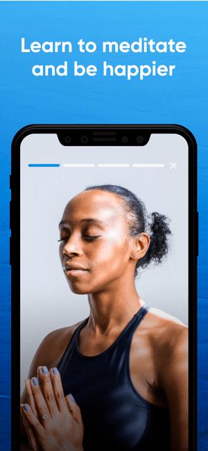 Omvana - Meditation for All Screenshot