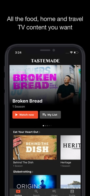 ‎Tastemade Screenshot