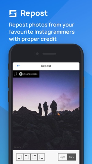 Gbox - Toolkit for Instagram Screenshot