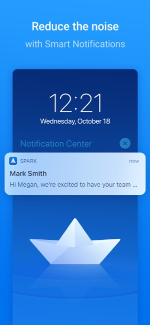 ?Spark - Email App by Readdle Screenshot