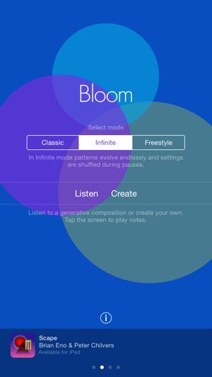 Bloom Screenshot