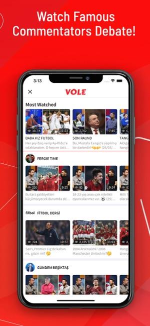 VOLE Screenshot