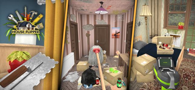 House Flipper Simulator Games Screenshot