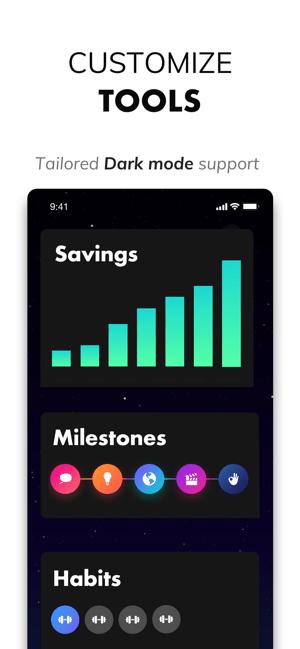 North Star - Your Goals Screenshot
