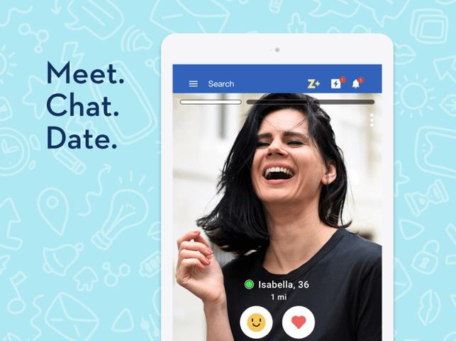 Zoosk International Dating App Screenshot