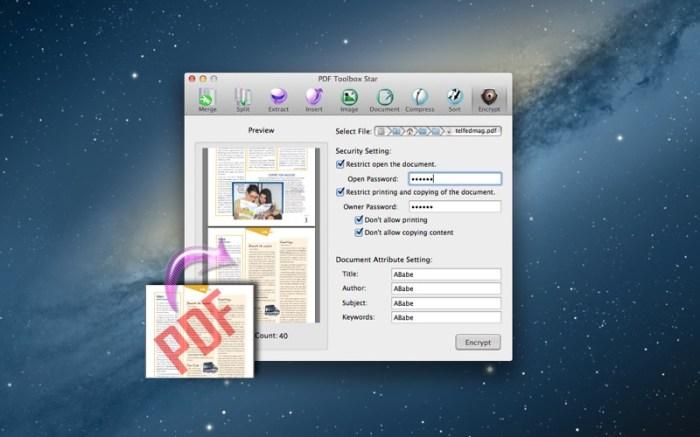 PDF Squeezer - PDF Toolbox Screenshot 03 136ypkn