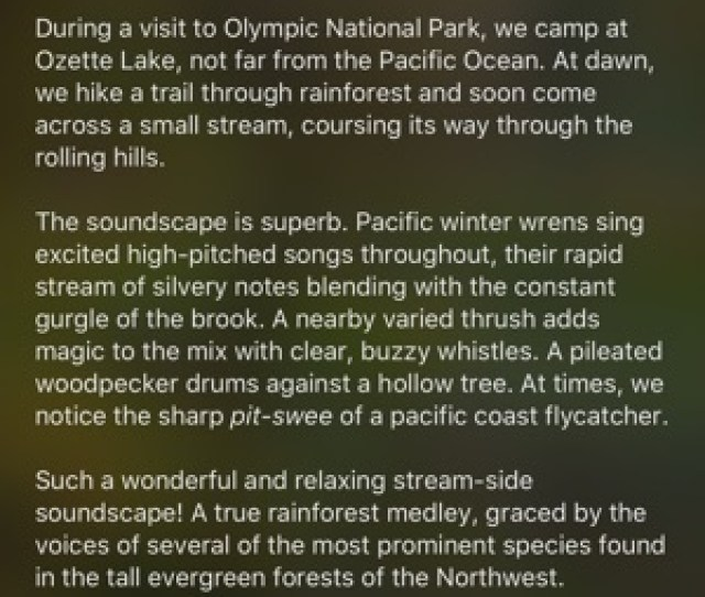 Pure Nature 3d Soundscapes On The App Store