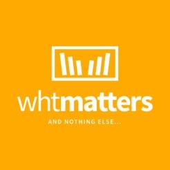 Ordena tus fotos - WHTMATTERS