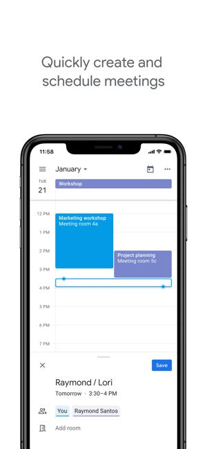 Google Calendar: Get Organized Screenshot