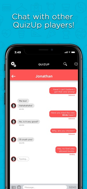 QuizUp™ Screenshot