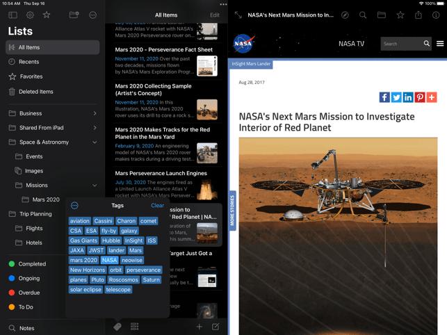 Keep It Mobile Screenshot