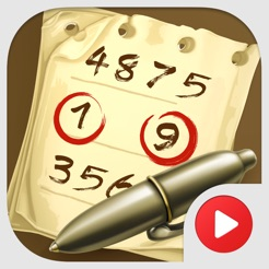 Sunny Seeds - Numbers puzzle