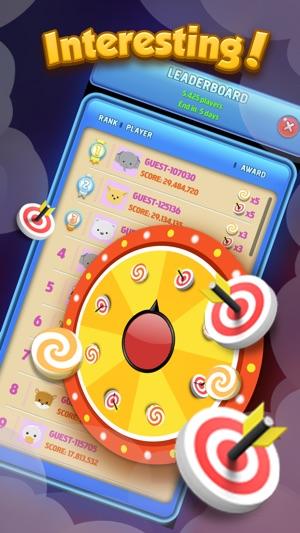Bubble Whirl Shooter Screenshot