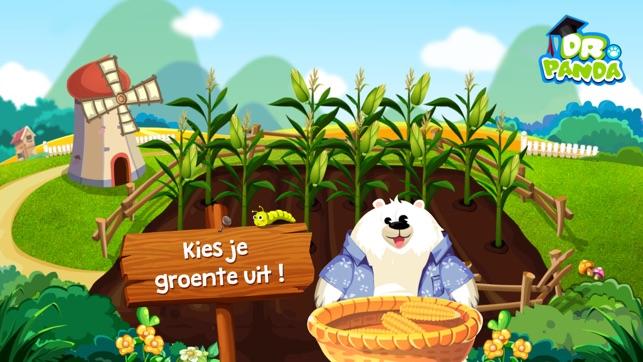 Dr. Panda Moestuin Screenshot