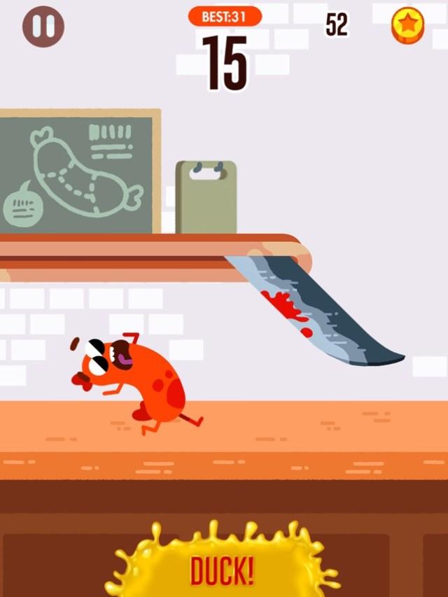 Run Sausage Run! Screenshot