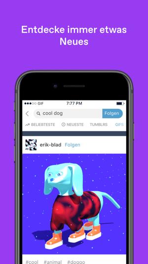 Tumblr Screenshot