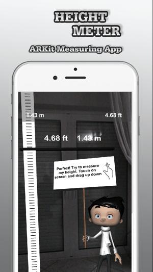 Height Meter - AR Measure App Screenshot