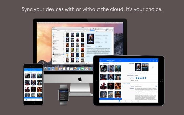 Tap Forms Organizer 5 Database Screenshot 06 57tpe1n