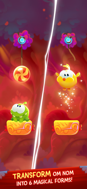 ‎Cut the Rope: Magic GOLD Screenshot
