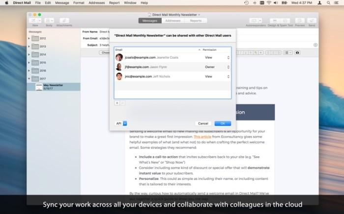 Direct Mail Screenshot 07 lxmf7cn