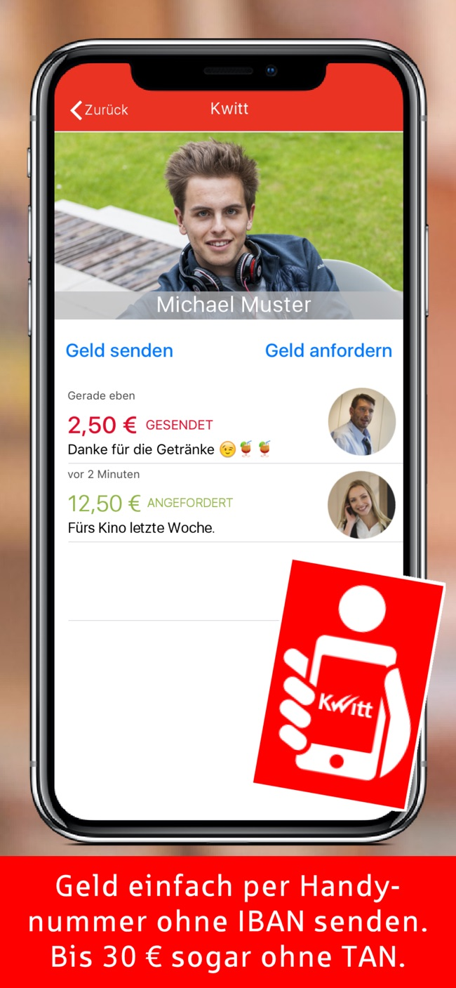 Sparkasse  Ihre mobile Filiale Screenshot