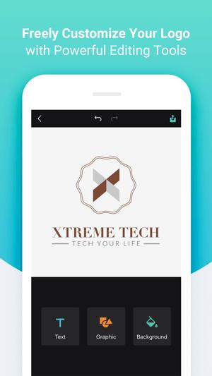 DesignEvo - Logo Maker Screenshot