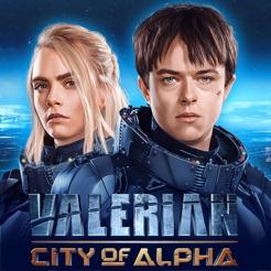 Valerian: City of Alpha