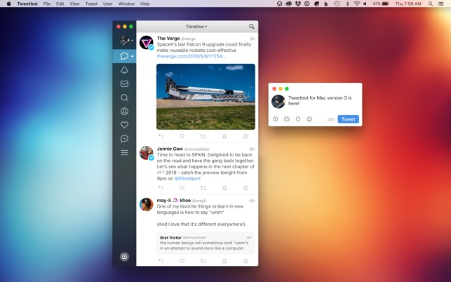 Tweetbot 3 for Twitter Screenshot
