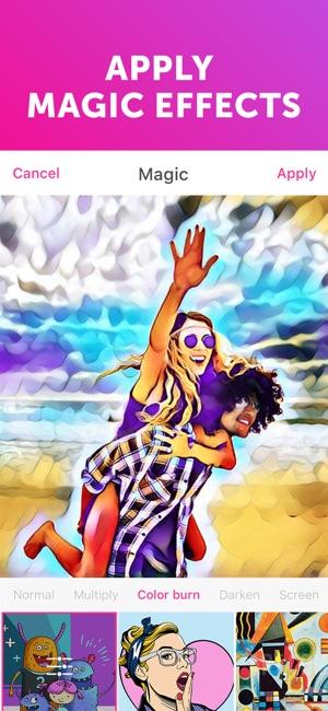 PicsArt GIF & Sticker Maker Screenshot