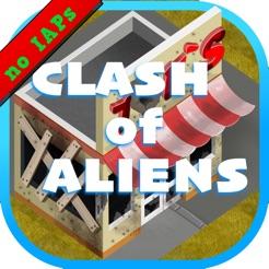 Clash of Aliens