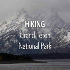 Hiking Grand Teton N. P.
