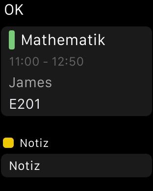 Praktischer Stundenplan Pro Screenshot