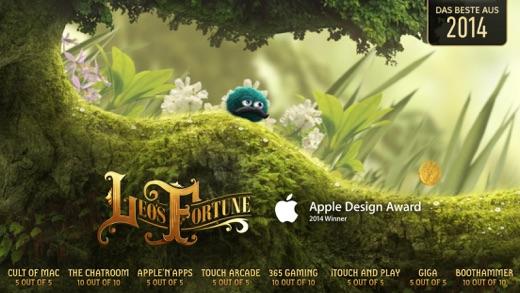 Leo's Fortune Screenshot