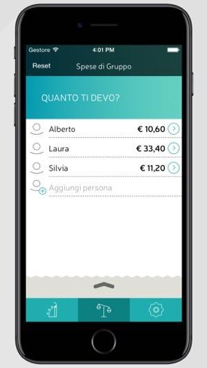SplitWizard: Condividi Spese e Pagamenti di Gruppo Screenshot