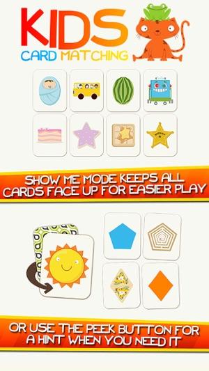 Shape Game & Colors App Preschool Games for Kids Screenshot