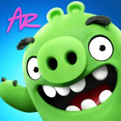?Angry Birds AR: Isle of Pigs