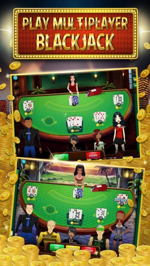 blackjack casino games Slot Machine
