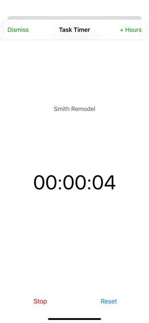 Timewerks Pro Billing Screenshot