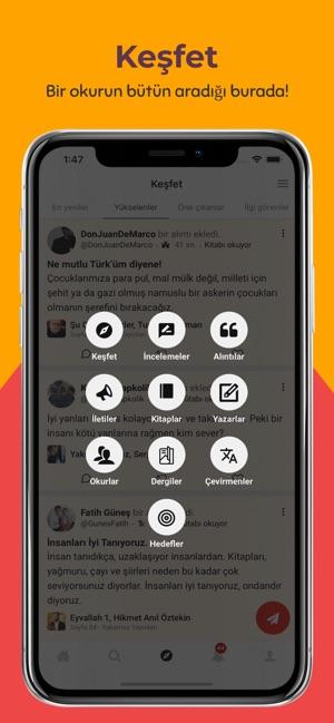 1000Kitap Screenshot