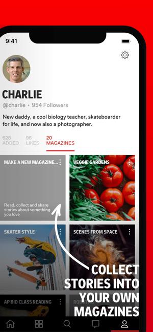 Flipboard Screenshot