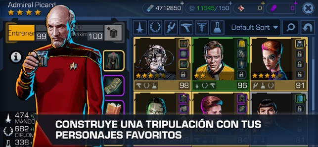 ‎Star Trek Timelines Screenshot