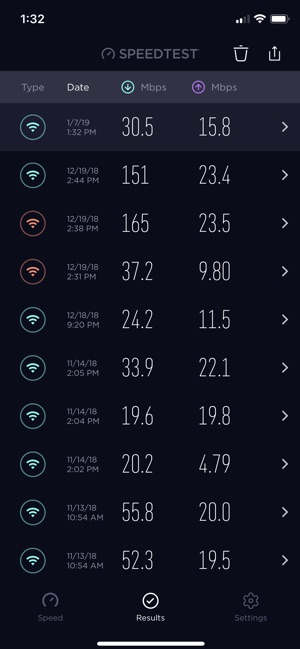 Speedtest - Test De Velocidad Screenshot