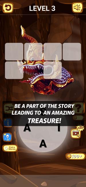 Word of Mystery Screenshot