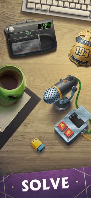 Mystery Manor: hidden objects Screenshot