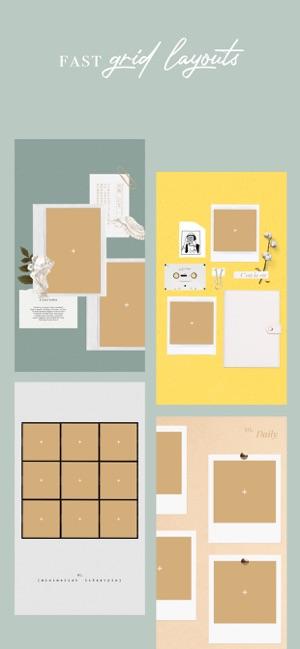 Nichi: Collage & Stories Maker Screenshot