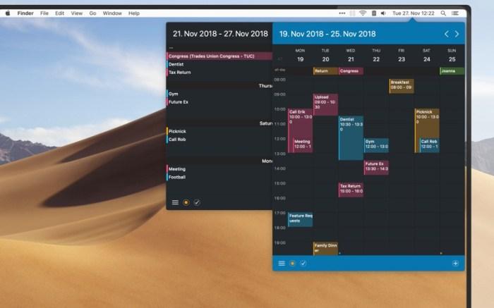 Calendar 366 II Screenshot 03 130gypn