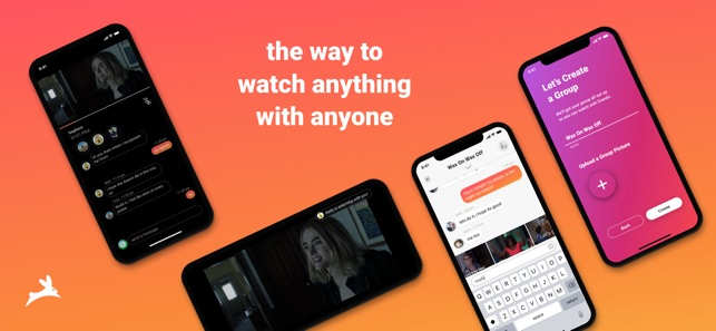 Rabbit – Watch Together Screenshot
