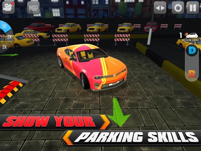 Modern Car Parking 2020 Screenshot